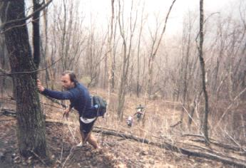 2016 The Barkley Marathons 100 Mile Did Not Finisher